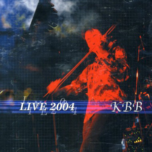 Live 2004 Cover art