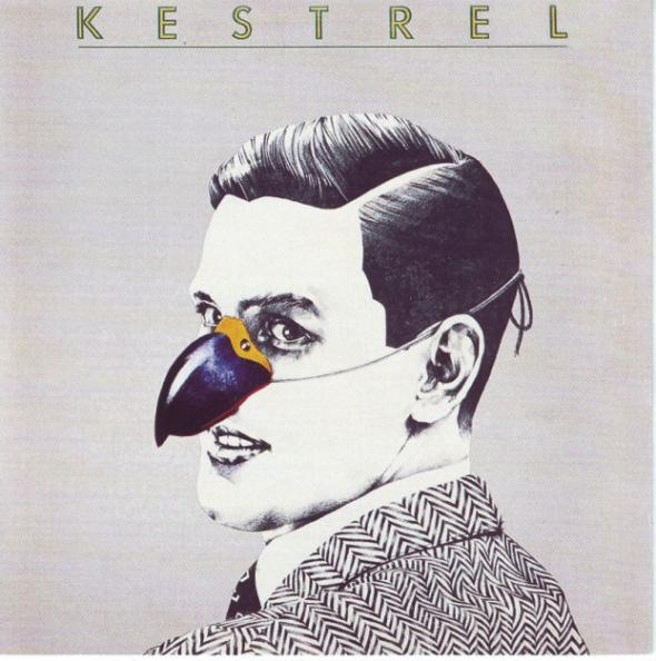 Kestrel Cover art