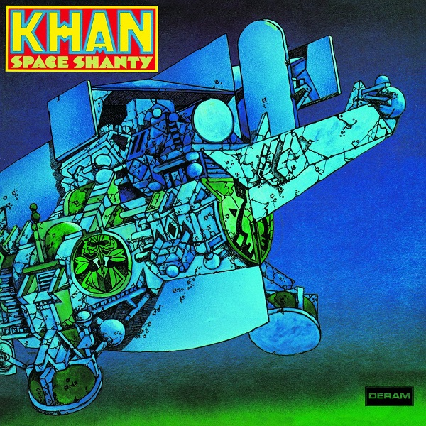 Khan - Space Shanty cover