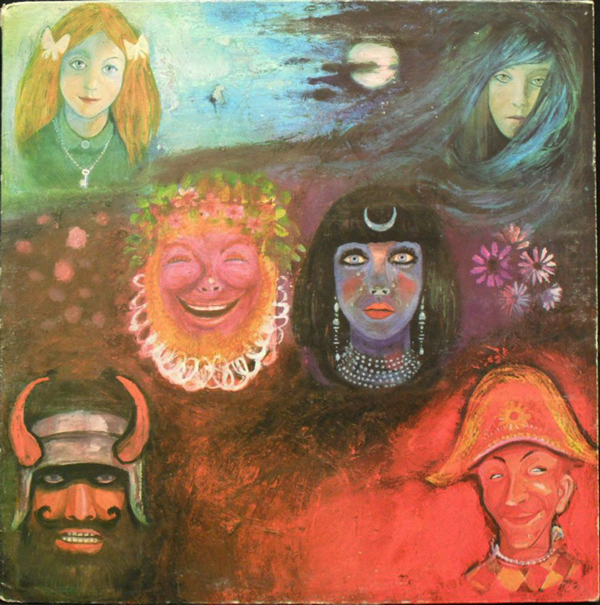 King Crimson — In the Wake of Poseidon