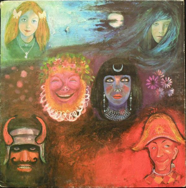King Crimson — In the Wake of Poseidon