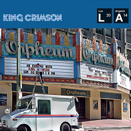 King Crimson — Live at the Orpheum