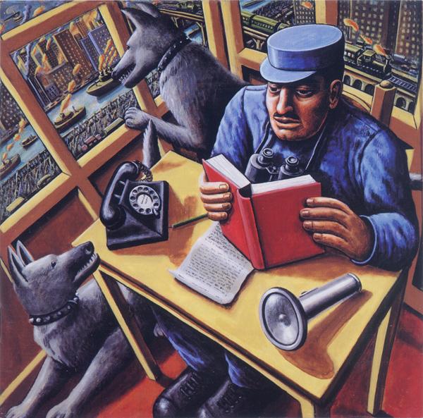 King Crimson — The Night Watch