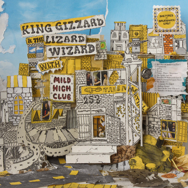 King Gizzard and the Lizard Wizard with the Mild High Club — Sketches of Brunswick East