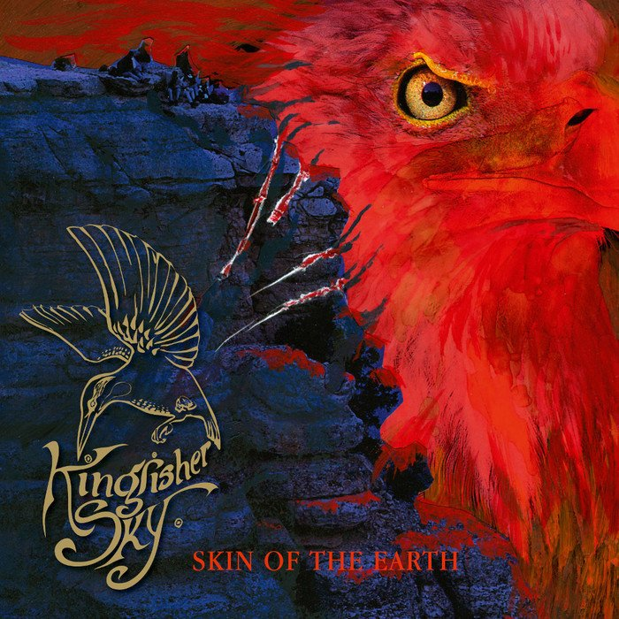 Kingfisher Sky — Skin of the Earth