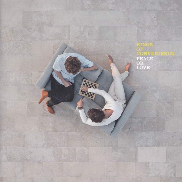 Kings of Convenience — Peace or Love