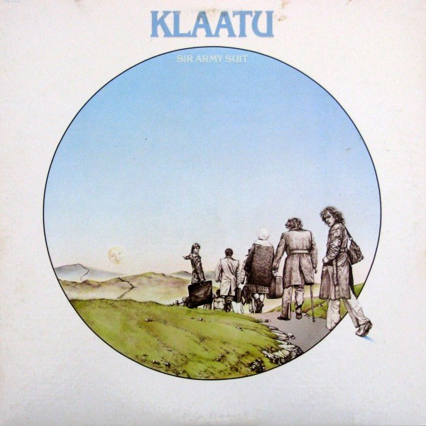 Klaatu — Sir Army Suit