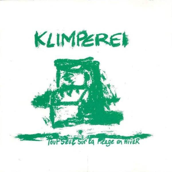 Klimperei — Tout Seul sur la Plage en Hiver