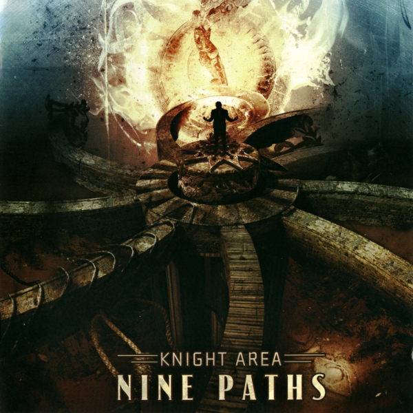 Knight Area — Nine Paths