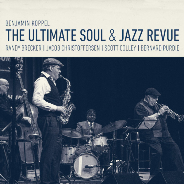 The Ultimate Soul & Jazz Revue Cover art