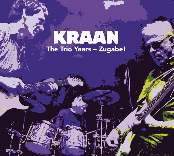 The Trio Years - Zugabe! Cover art
