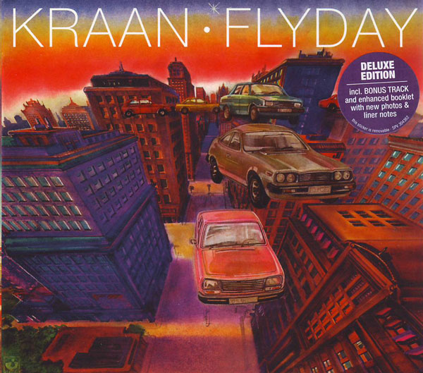 Flyday Cover art