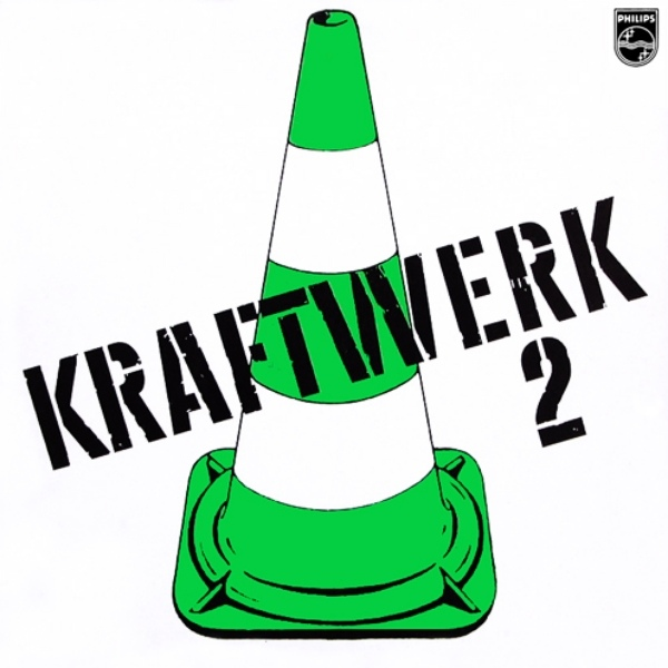 Kraftwerk 2 Cover art