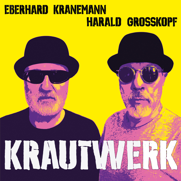 Krautwerk Cover art