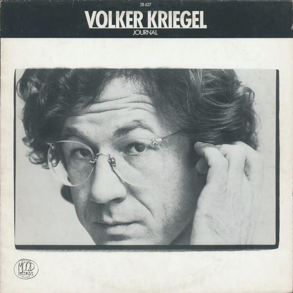 Volker Kriegel — Journal