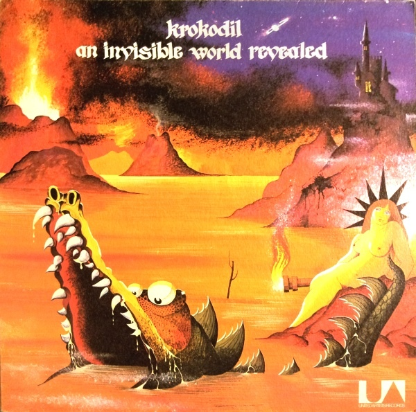 An Invisible World Revealed Cover art