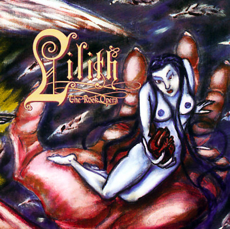 Lilith: The Rock Opera Cover art