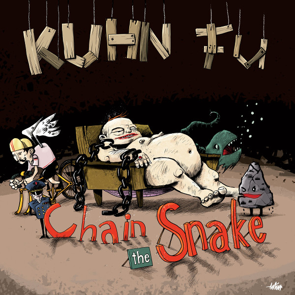 Chain the Snake Cover art