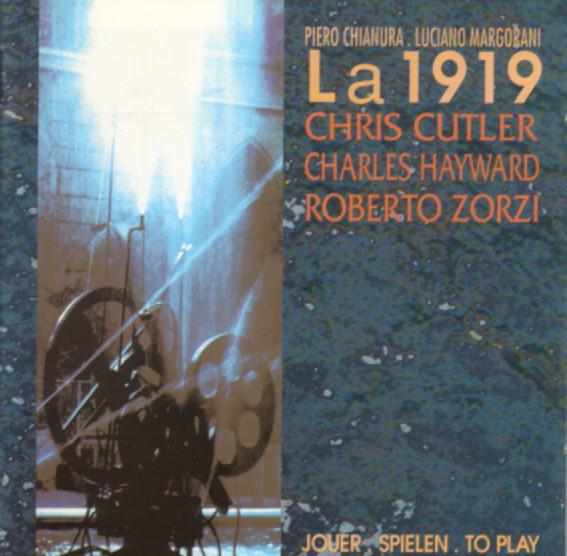 La 1919 — Jouer. Spielen. To Play