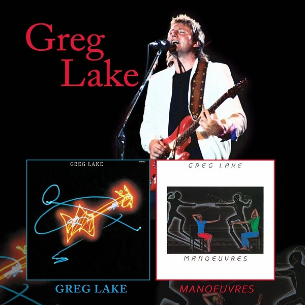 Greg Lake / Manoeuvers Cover art