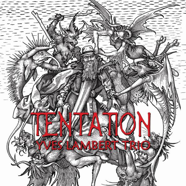 Tentation Cover art