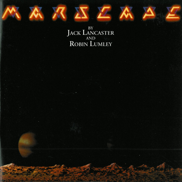 Marscape Cover art