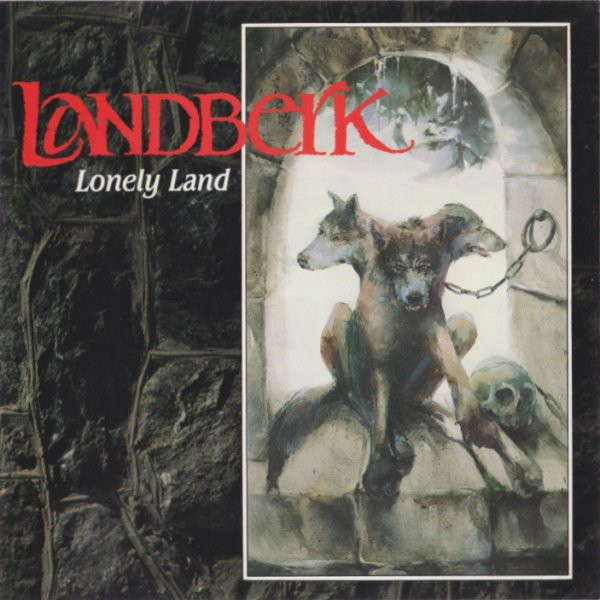 Landberk - Lonely Land cover
