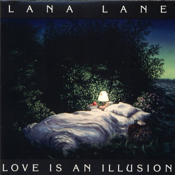 Love Is An Illusion Cover art