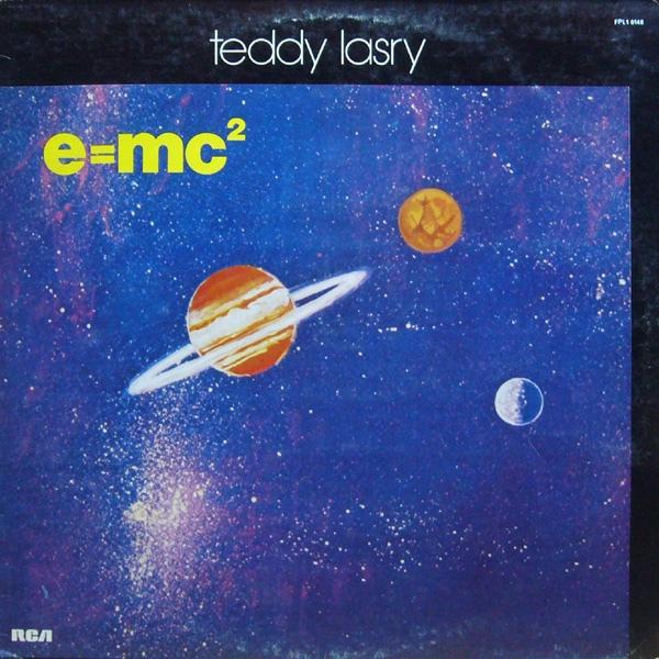 Teddy Lasry - e=mc2 cover