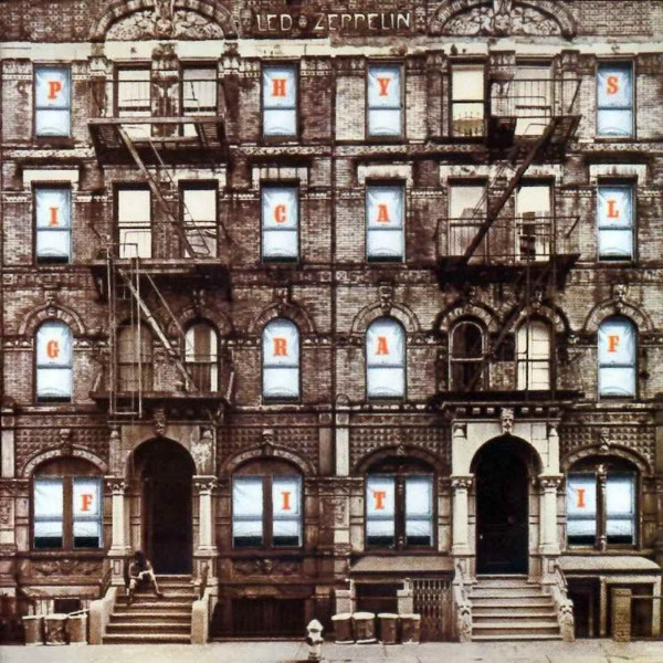 Physical Graffiti Cover art