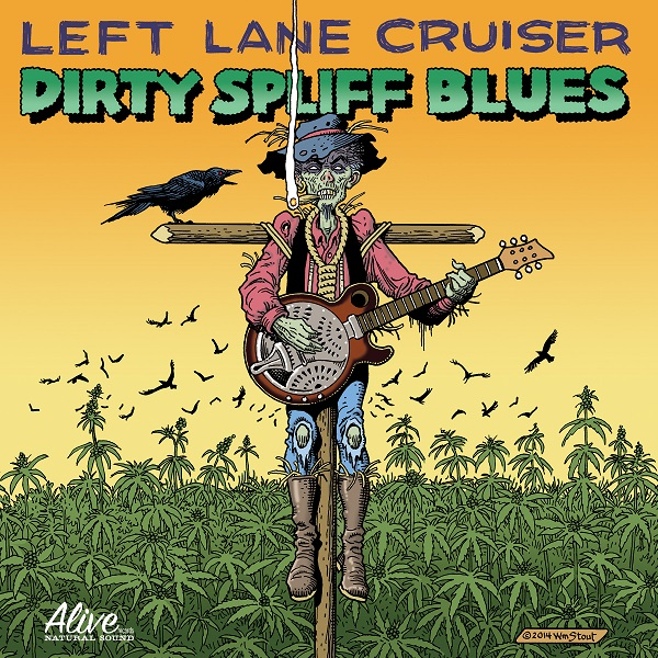 Dirty Spliff Blues Cover art