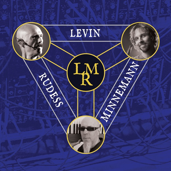 Levin Minnemann Rudess Cover art