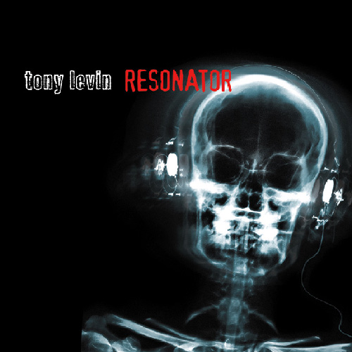 Tony Levin - Resonator cover art