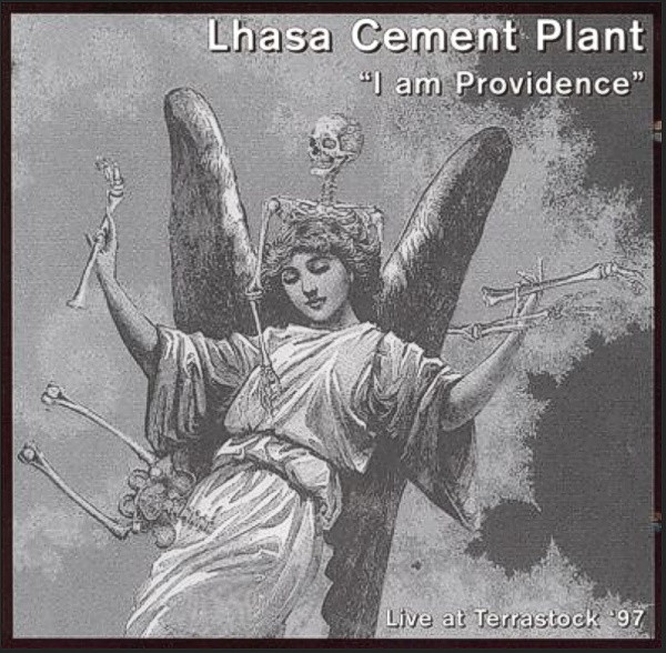 Lhasa Cement Plant — I Am Providence