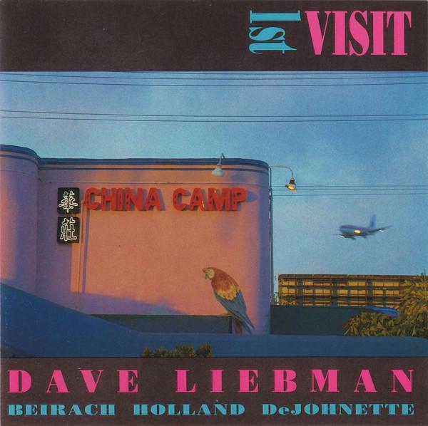Dave Liebman — First Visit