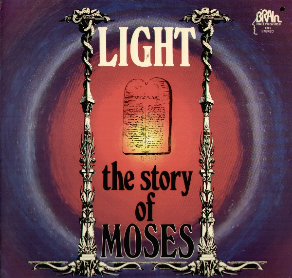 The Story of Moses Cover art