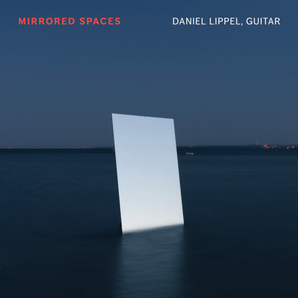 Mirrored Spaces Cover art