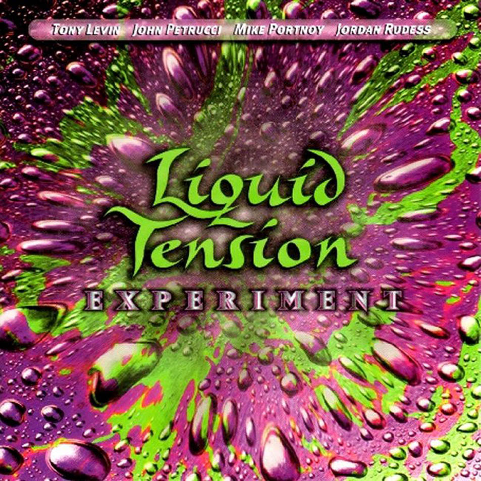 Liquid Tension Experiment album cover