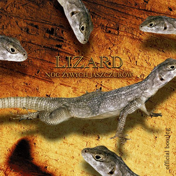 Lizard — Noc Zywych Jaszczurów