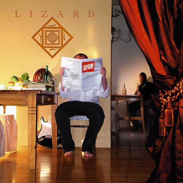 Lizard — Spam