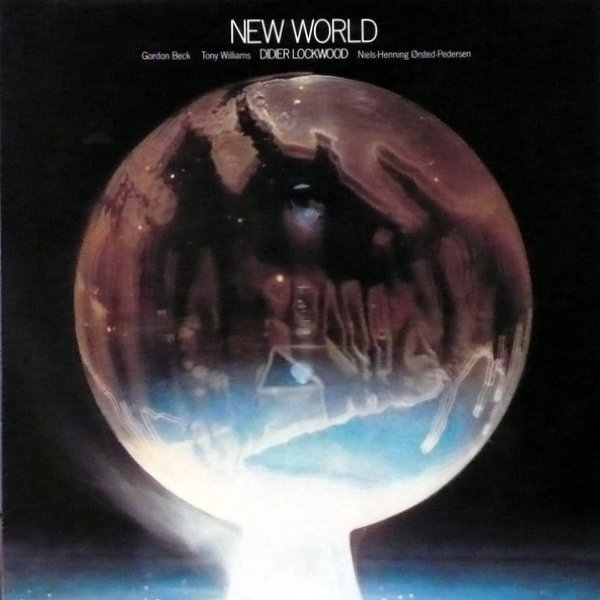 Didier Lockwood - New World cover