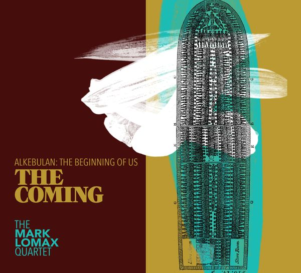 The Mark Lomax Quartet — 400: An Afrikan Epic, Vol.4 - The Coming