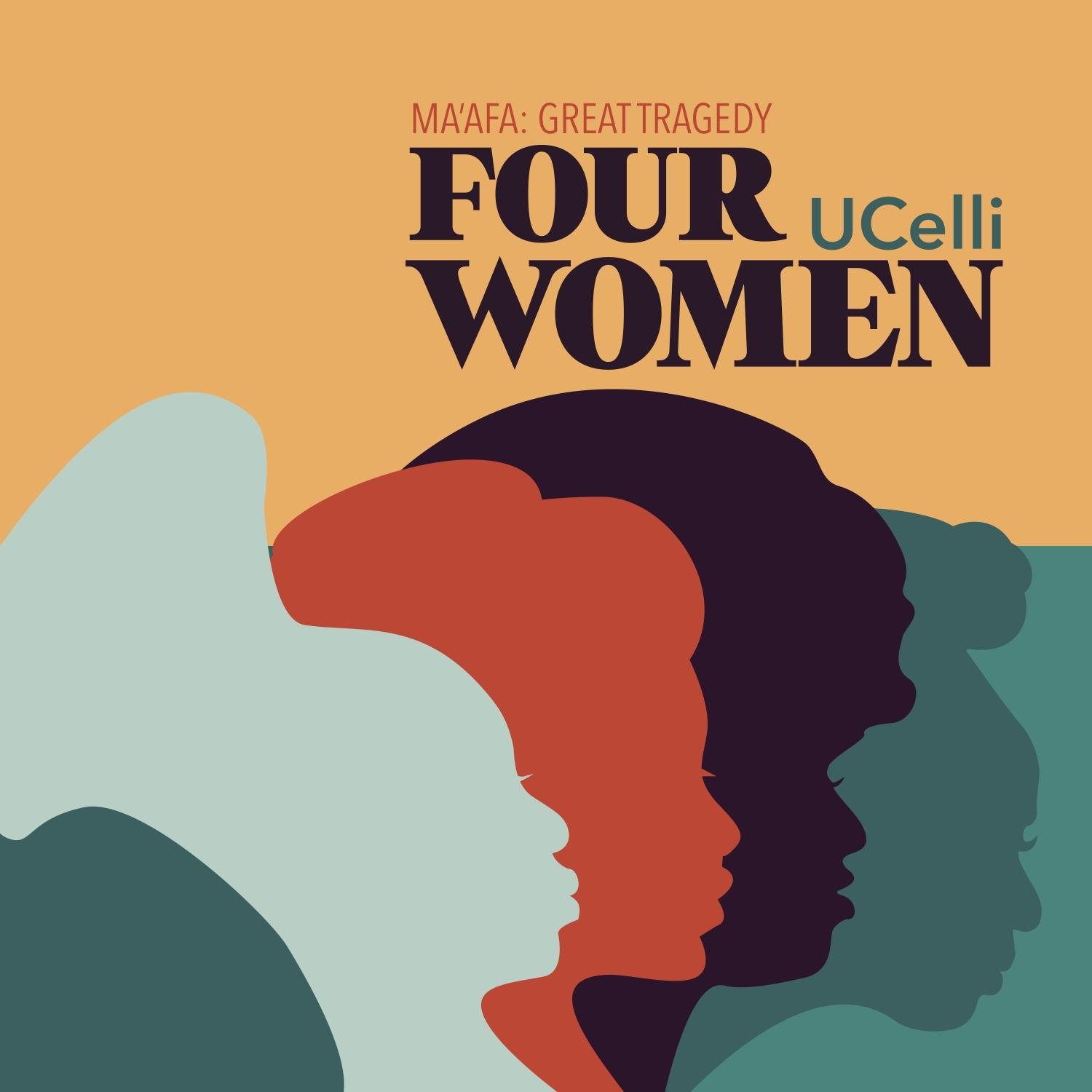Mark Lomax, II / U Celli — 400: An Afrikan Epic, Vol.7 - Four Women