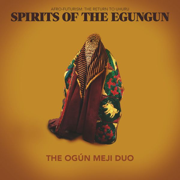 Mark Lomax, II / The Ogún Meji Duo — 400: An Afrikan Epic, Vol.11 - Spirits of the Egungun
