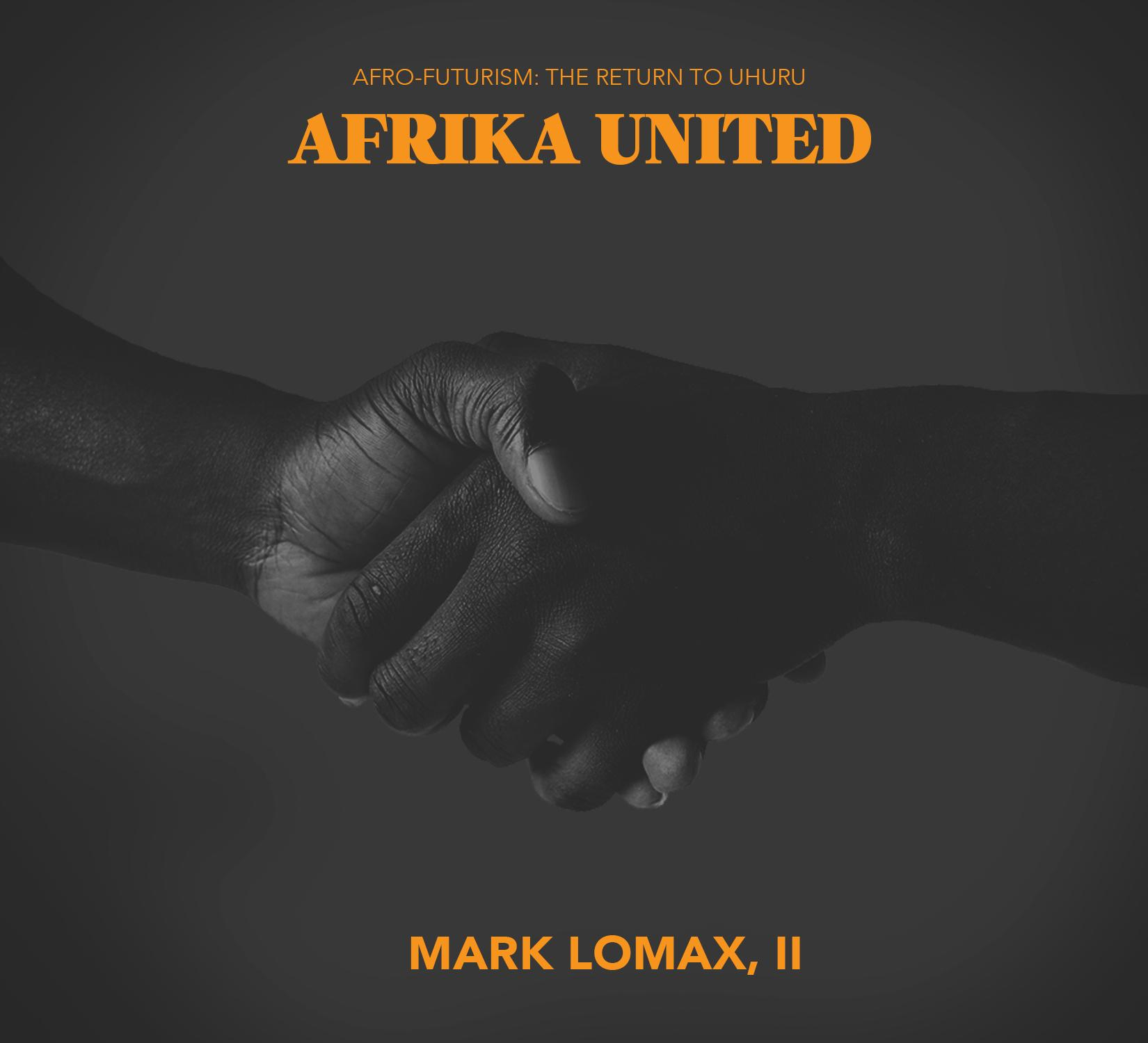 Mark Lomax, II — 400: An Afrikan Epic, Vol.12 - Afrika United