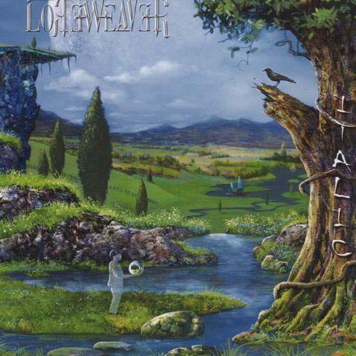 LoreWeaver — Italic