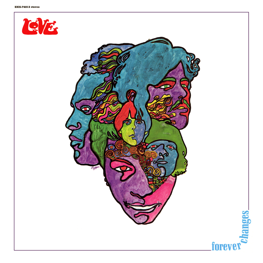 Love — Forever Changes