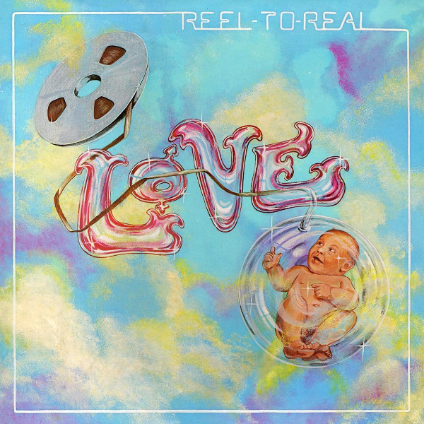 Reel to Real Cover art