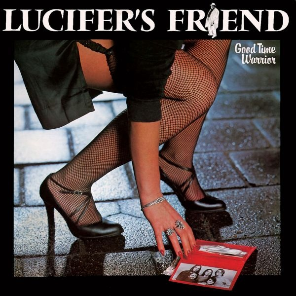 Lucifer's Friend — Good Time Warrior