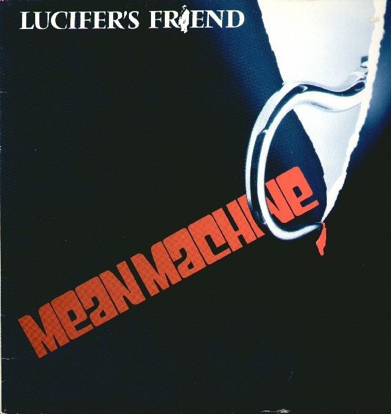 Lucifer's Friend — Mean Machine